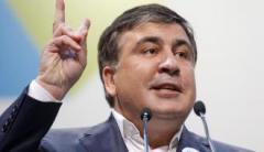 Саакашвили планирует стать мэром Одессы