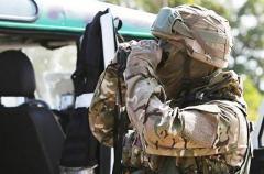Разнимала Нацполиция: на Херсонщине произошла массовая драка с военными