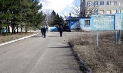 На Донетчине автомобиль с работниками «Воды Донбасса» снова попал под обстрел