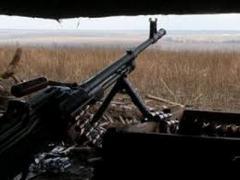 Боевики стреляли из минометов и пулеметов: 1 боец травмирован
