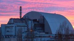 На саркофаг в Чернобыле поставили герметичную мембрану