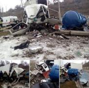 На Луганщине произошла кошмарная авария: опубликованы фото