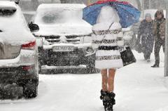 Гидрометцентр: Зима в Украине будет свирепствовать еще несколько дней