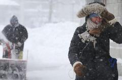 Украину накроет новый циклон с сильнейшими снегопадами