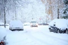 В пяти областях Украины объявлено штормовое предупреждение