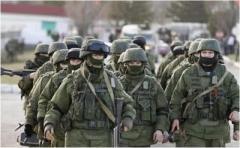 РФ начала военные учения в оккупированном Крыму