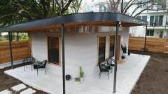 """В США представили """"печатный"""" жилой дом за 10 000 долларов"""
