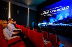 В Швейцарии заработал первый в мире 3D LED кинотеатр