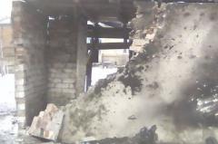 На Донбассе расстреляли перемирие, в Авдеевке - разрушения (ВИДЕО)