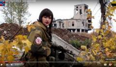 Известны детали личной жизни «женщины-офицера ДНР» Эллины Борозенной