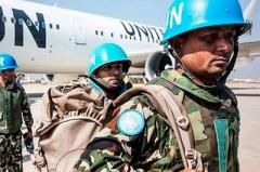 Украина в ООН потребовала принять срочные меры по вводу миротворцев на Донбасс