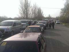 Ситуация на донбасских КПВВ утром 31 марта: штатный режим и небольшие очереди