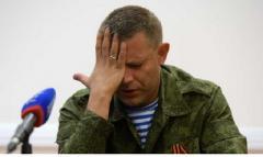 """План Захарченко подключить Донбасс к России потерпел крах: стало известно, как отказ Москвы испортил заявление главаря """"ДНР"""""""