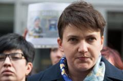 Савченко написала украинцам письмо из СИЗО: опубликован текст