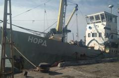 В Крыму призвали к жестким действиям по освобождению судна «Норд»