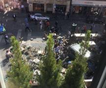 Грузовик-убийца врезался в толпу в Германии