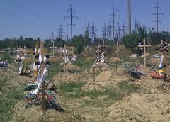 Смертельно опасно: в Донецке рекомендуют не посещать некоторые кладбища
