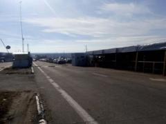 Донбасские КПВВ стали реже пересекать