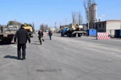 В Донецкой области появился новый блокпост