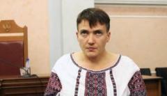 «Просит разрешить свидания»: Савченко написала письмо Луценко
