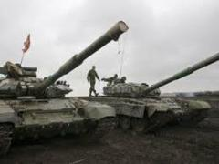 Боевики «ЛДНР» и российские оккупанты используют танки, РСЗО и другое тяжелое вооружение