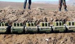 Боевики «ЛДНР» обустраивают новые позиции и минируют поля