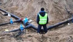 Жители Красногоровки осталась без водоснабжения