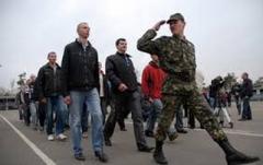В Донецкой области начался весенний призыв на воинскую службу