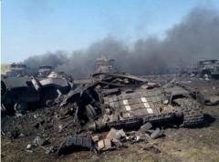 «Десятки погибших и раненых»: Боевики несут потери на Светлодарской дуге