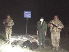 На Донбассе сквозь границу рвались овцы