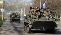 Жители Донецка встревожены большим количеством «ихтамнетов» и военной техники