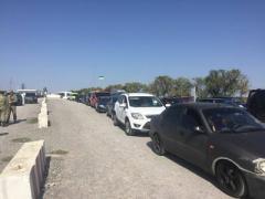 Утренние очереди на донбасских КПВВ: опубликованы официальные данные
