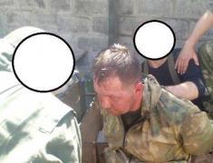 В зоне проведения ООС пленили боевика