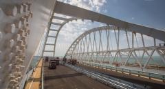 Инженер: Крымский мост находится в опасности