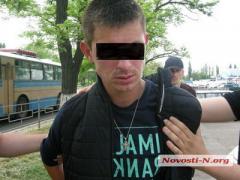 Пьяные военные устроили стрельбу на автовокзале в Николаеве