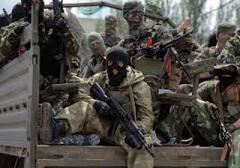 Боевики атаковали украинских военных под Авдеевкой и понесли большие потери