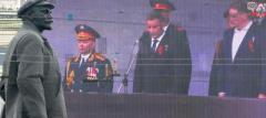 «Ленин» и главарь «ДНР» Захарченко