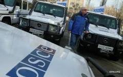 ОБСЕ насчитали 170 взрывов на Донбассе