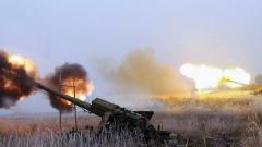 За сутки на Донбассе боевики 42 раза открывали огонь по позициям ВСУ, - штаб ООС