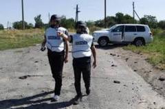 В ОБСЕ сообщили о ранении супружеской пары под Донецком