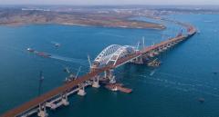 Из-за Керченского моста в Азовское море не смогут зайти почти 150 судов