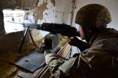 За сутки российско-оккупационные войска 53 раза нарушили перемирие на Донбассе: погибли два воина ВСУ