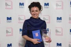 Украинка из Польши получила Букеровскую премию