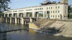 На Донецкой фильтровальной станции появилось электричество