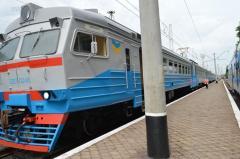 В Мариуполь прибывает новый электропоезд, рассчитанный на 1000 пассажиров