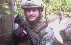 На Донбассе погиб боец Правого сектора