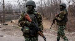 Гибридная армия РФ сбросила на головы мирных жителей Торецка 35 снарядов и мин