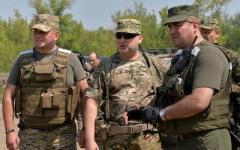 Турчинов заявил об ухудшении ситуации в зоне ООС
