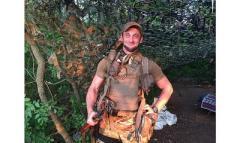 Бывший охранник боевика Моторолы воюет под Горловкой на стороне ВСУ