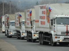 Прорыв российских грузовиков через украинскую границу официально зафиксирован